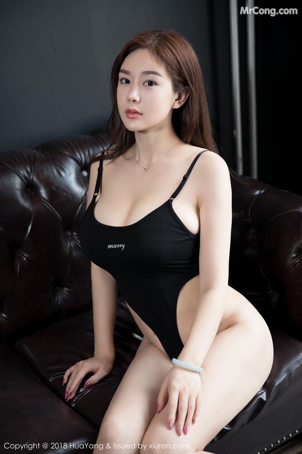 Image HuaYang-2018-08-09-Vol.068-Silvia-MrCong.com-010 in post HuaYang 2018-08-09 Vol.068: Người mẫu 易阳Silvia (41 ảnh)