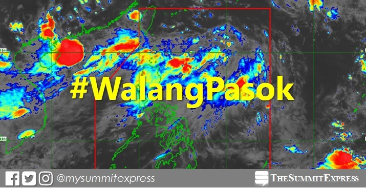 #WalangPasok: Class suspensions on Tuesday, August 14, 2018