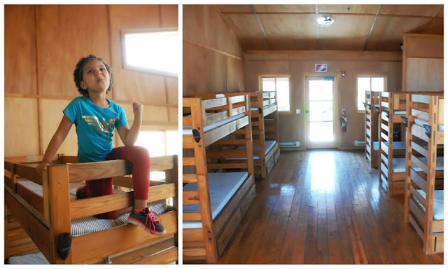 Sleeping at Tall Timbers at @GSNEO Camp Timberlane