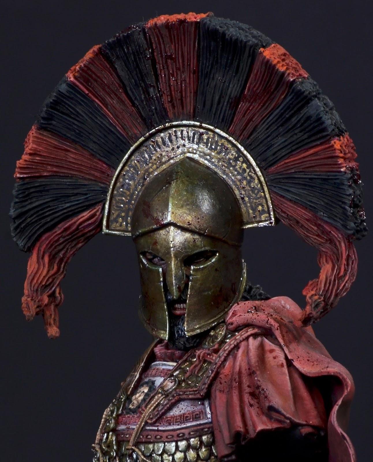 MASSIVE VOODOO: Step by Step: Spartan Warrior