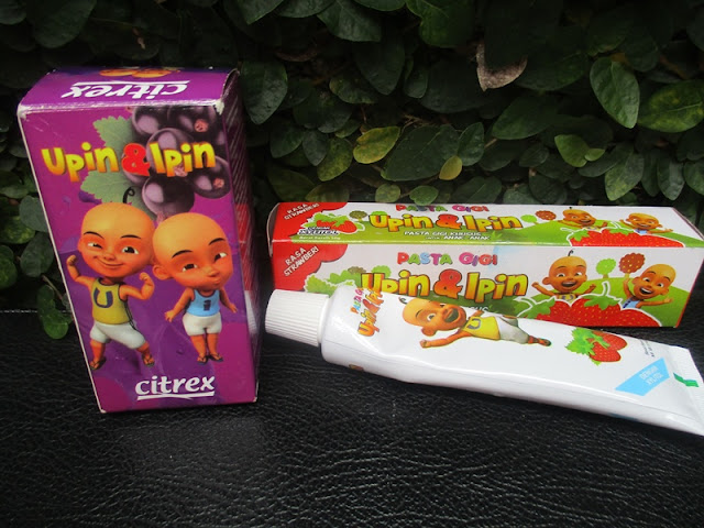 Citrex Upin Ipin Vitamin Anak
