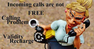 Incoming Calls are not FREE   Airtel, Idea, Vodafone Validity Recharge Plan: 23, 35, 65, 95 full guide in hindi step by step   delhi technical hindi blog !