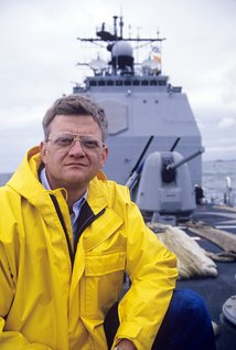 Tom Clancy. Director of The Hunt For Red October