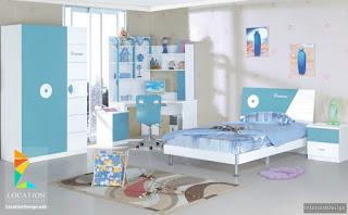 Modern Children's Rooms 44