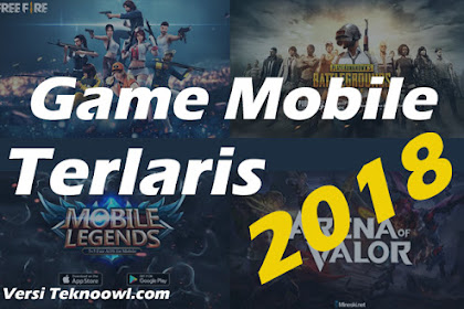 4 Game Mobile Online Terlaris 2018 di Indonesia