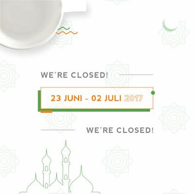 Mug-App akan buka kembali di 03 Juli 2017 , Selamat Hari Raya Idul Fitri