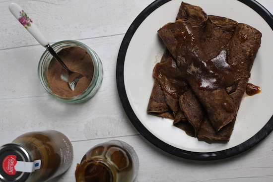 Chocolate Pancake Recipe UK