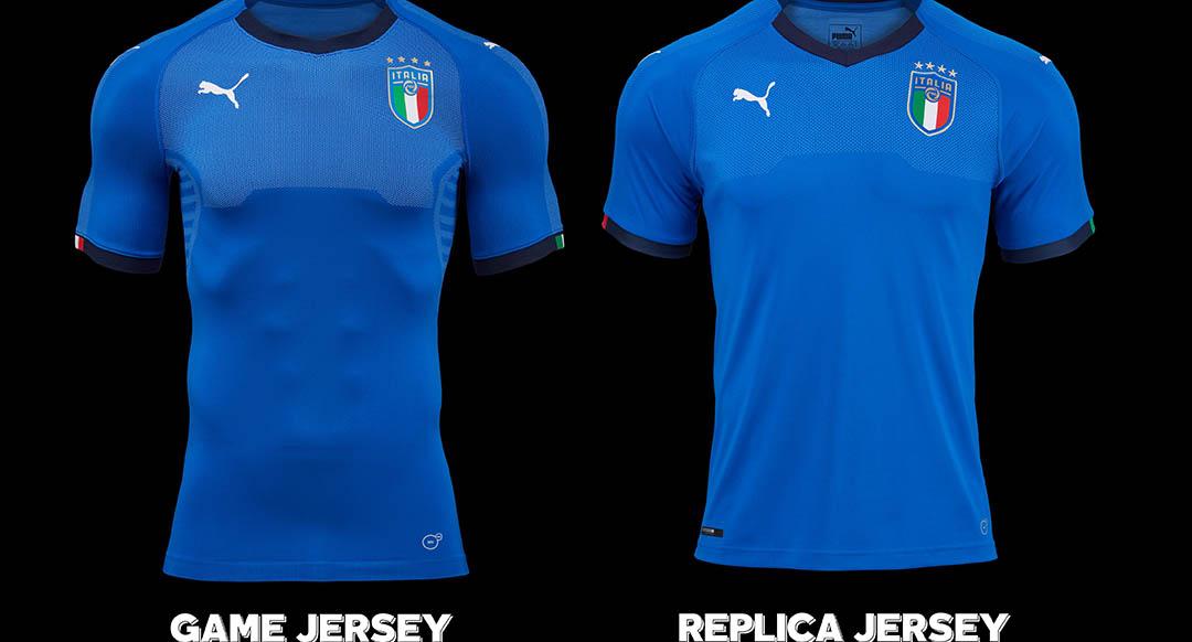 0910159b5fa All-New Puma evoKNIT Authentic vs Replica Jersey - What Are The Differences?
