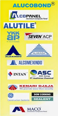 Aluminium Composite Panel Indonesia