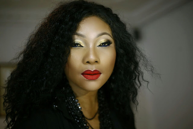 Eucharia Anunobi opens up about growing up