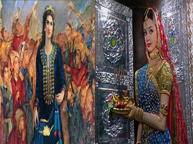 स्त्री अने धर्म,अने काळक्रमे थयेलो बदलाव Article By Naresh K. Dodia