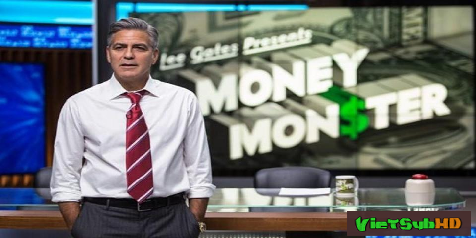 Phim Mặt trái phố Wall VietSub HD | Money Monster 2016