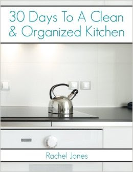 30 Days To A Clean & Organized Kitchen