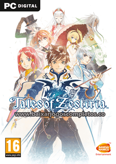 Tales of Zestiria - PC (Download Completo em Português)