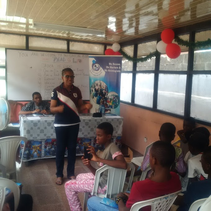 KIR Foundation commemorated the International Book Giving Day