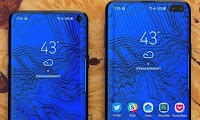 The Galaxy S10's Layout has leaked in Complete and There is one big surprise