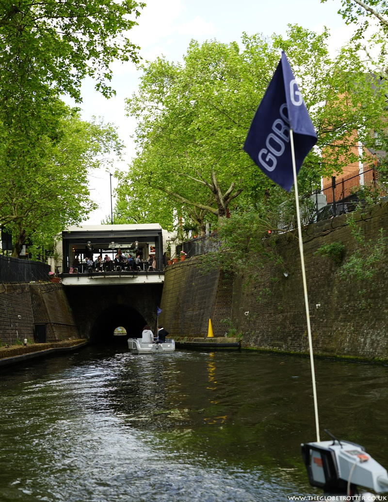 GoBoat London - Canal Boat Hire