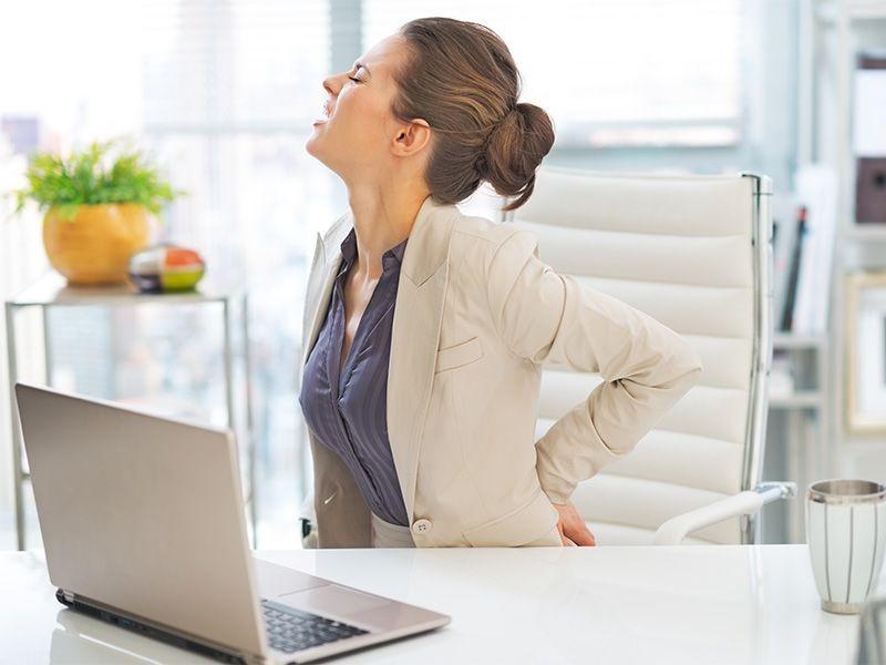 Dân công sở phải biết cách massage để giảm đau lưng, đau cổ ~ SoriFarm -  Zalo: 0931 005439