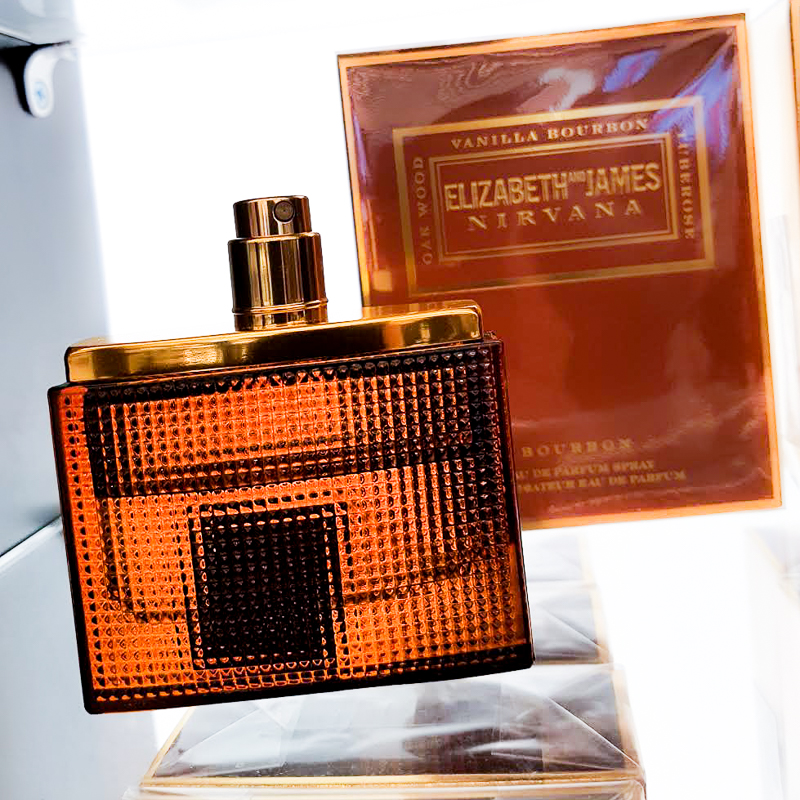 Elizabeth and James Nirvana Bourbon Parfum Spray - Fragrance Review