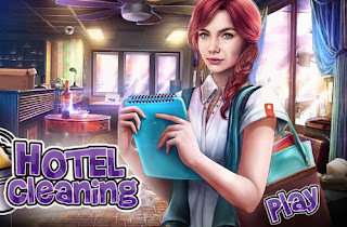 Hotel Cleaning awesome online hidden object games