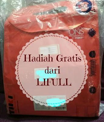hadiah gratis dari lifull