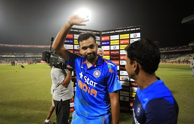 Rohit Sharma All About