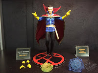 Toy Fair 2017 Mezco One:12 Collective Marvel Comics Doctor Strange