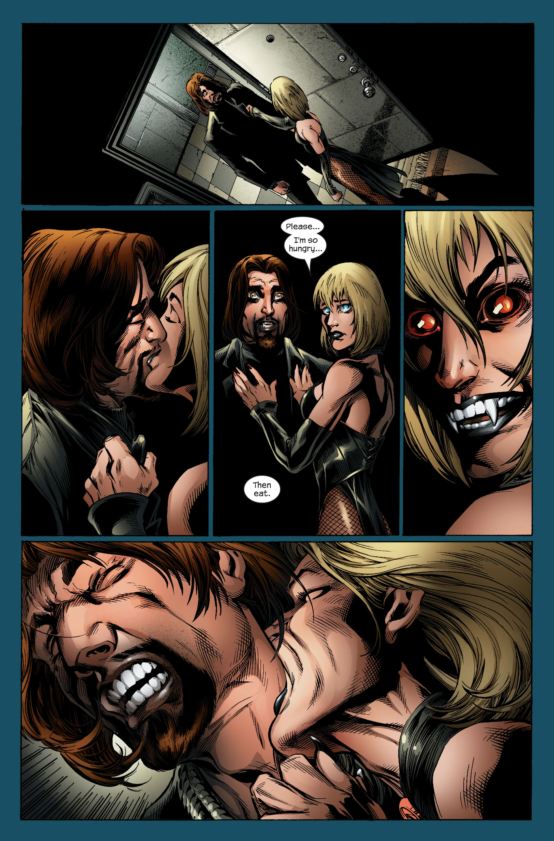 Read online Ultimate Spider-Man (2000) comic -  Issue #95 - 19