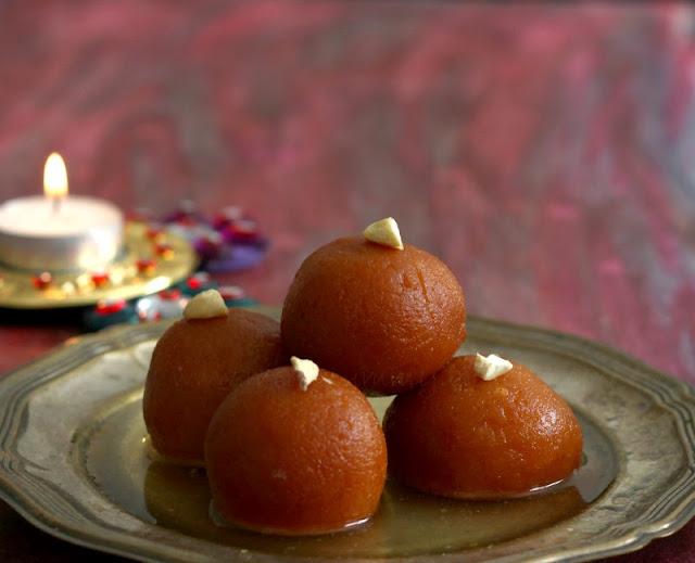 Gulab Jamun Recipe images