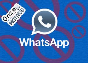 [Onze Motivos] Para nunca instalar (a maravilha do) Whatsapp no seu smartphone