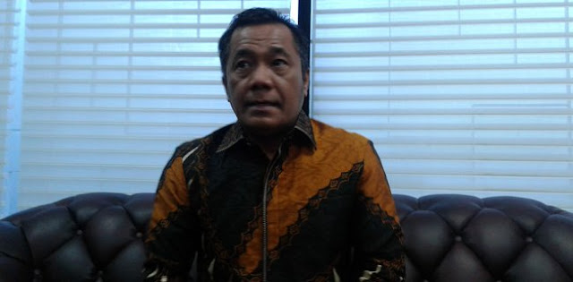 Ternyata, Sarifuddin Sudding Dipecat OSO Dari Kemarin