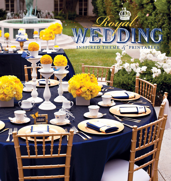 Royal Blue And Black Wedding Ideas: Wedding By Designs: Royal Blue Centerpieces My Dreaming