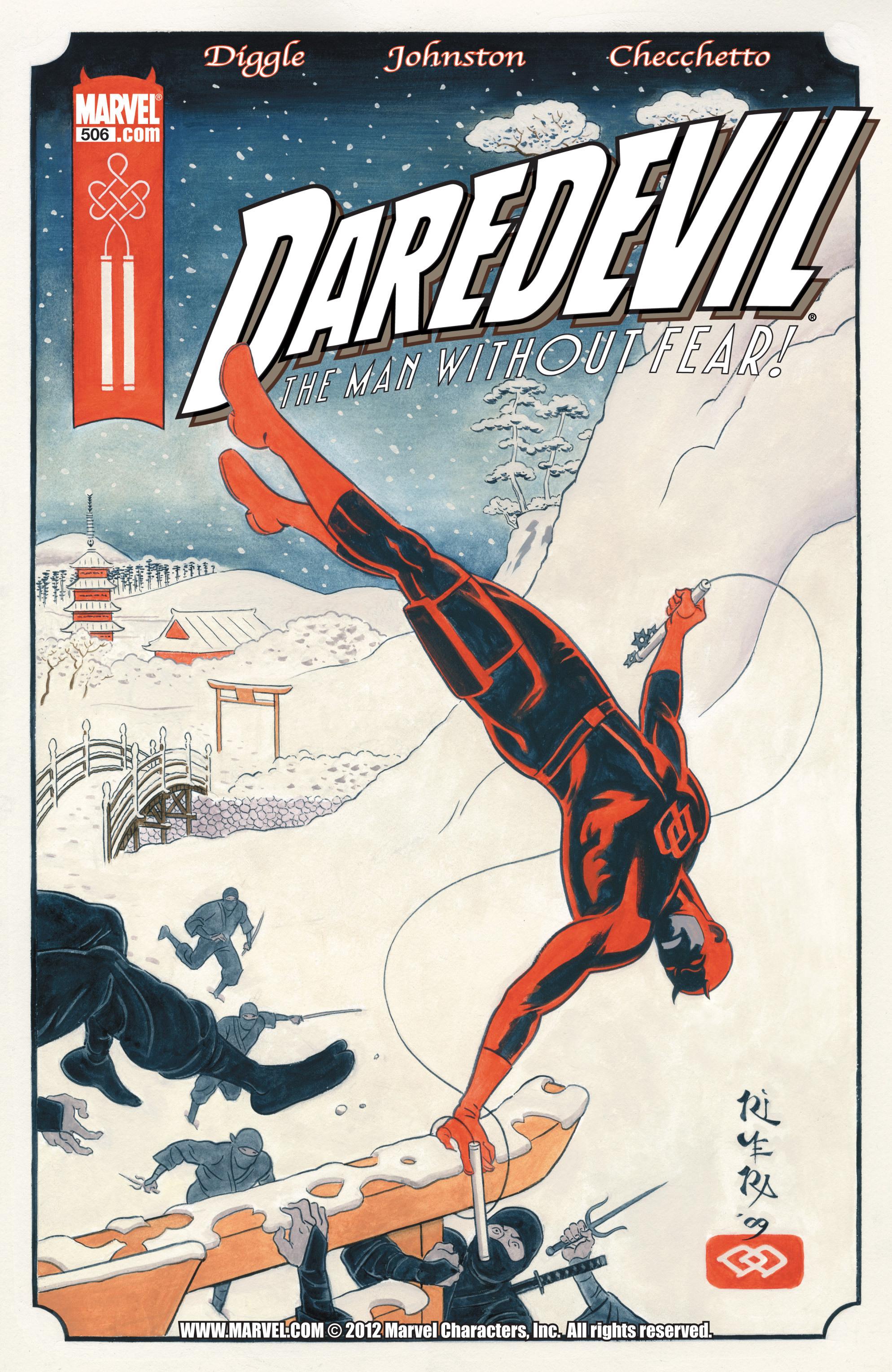 Daredevil (1998) 506 Page 1