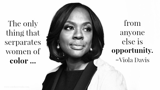 Black History Month Actress Quotes - Viola Davis