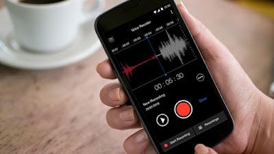 5 Aplikasi Perekam Suara Android Bikin Suara Merdu
