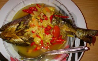 Resep dan Cara Membuat Seruit Makanan Khas Lampung Praktis