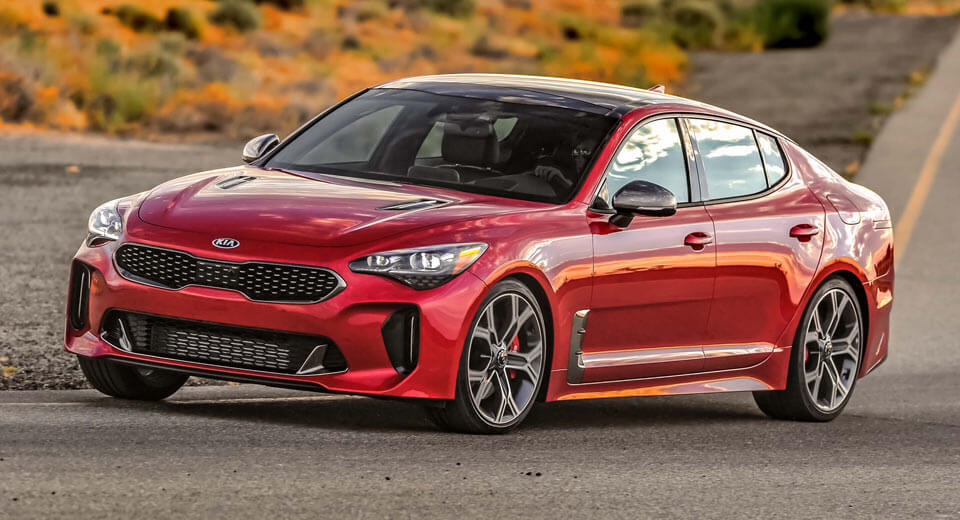 2018 kia stinger lease deals start from 382 a month for Kia motors lease specials