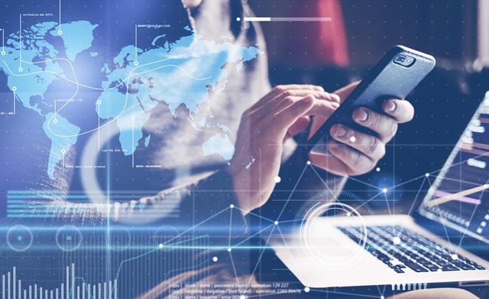 61% de las compañías globales con valor de entre 500 millones de dólares y un billón de dólares, ya comenzaron su transformación digital. (Foto: Adobe Stock)