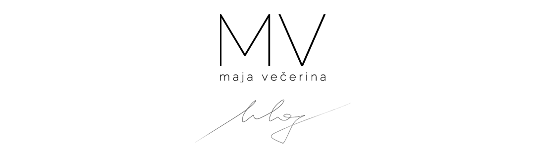MV blog | Maja Večerina