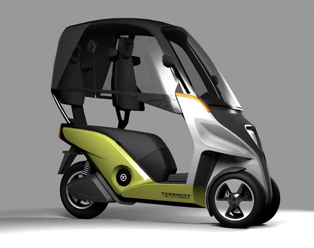 Torrot: A Vehicle Made for Lagos Traffic