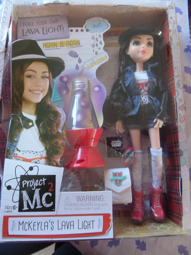 Madhouse Family Reviews Project Mc2 Mckeyla S Lava Light