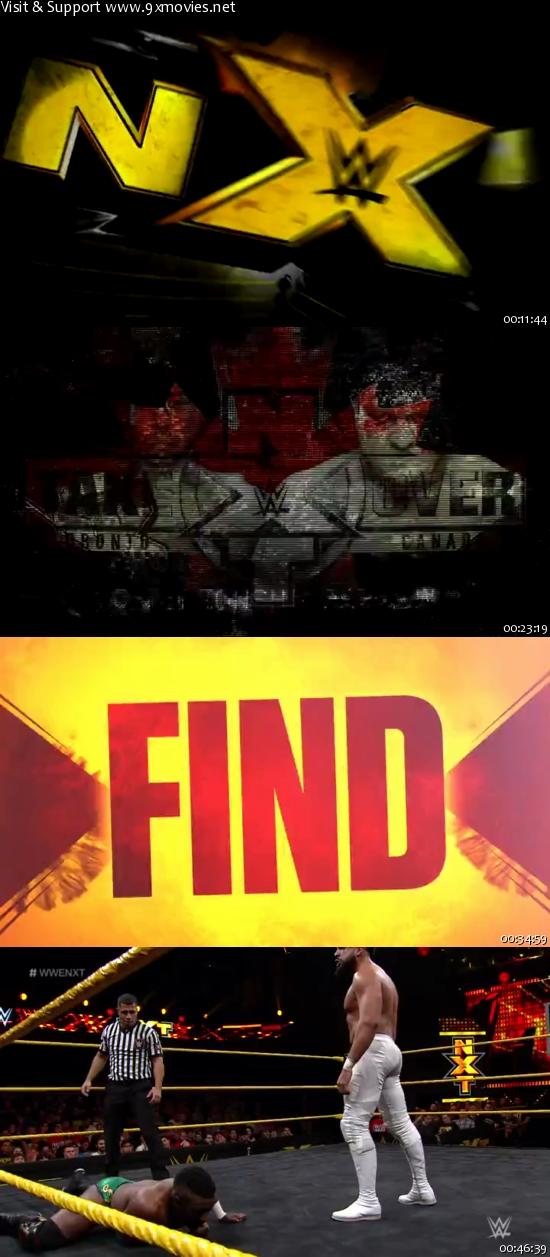 WWE NXT 16 Nov 2016 WEBRip 480p