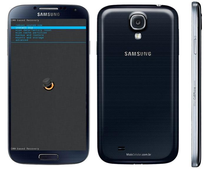 Cara Install CWM Pada Samsung Galaxy S4