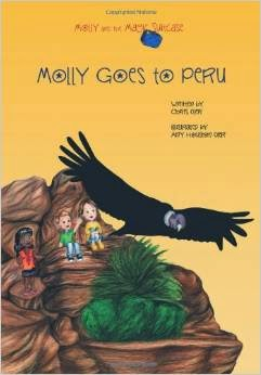Molly Goes to Peru cover