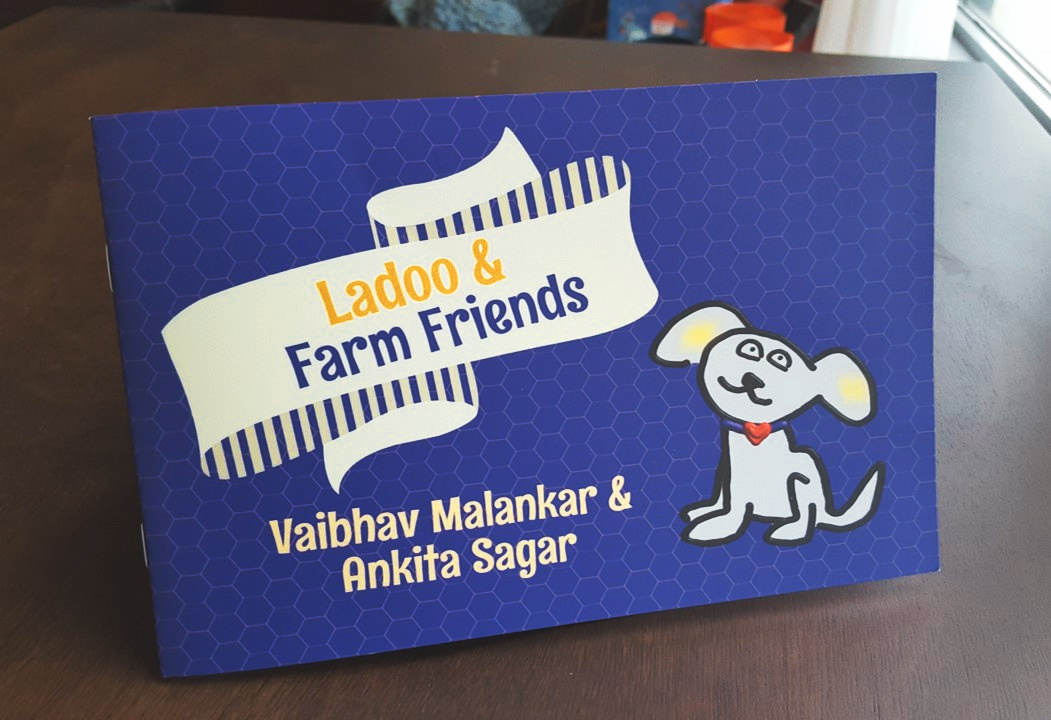 Ladoo & Farm Friends | Priya's Lit Blog: LadooBook -Multicultural Children's Book Review