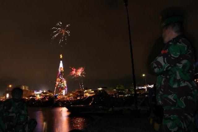 Perayaan Malam Tahun Baru di Jakarta Hasilkan Sampah 225 Ton