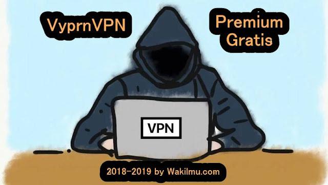 Akun VyprVPN Premium Gratis 2018 - 2019