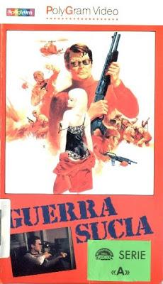 Guerra sucia, Juan Piquer Simón, Dirty war