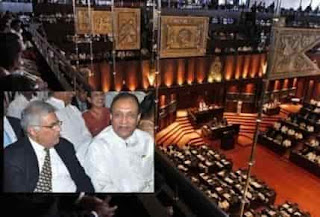 Sri Lanka Parliament to convene as Constitutional Assembly today for first time