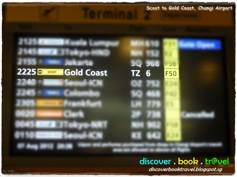 Day 1 Singapore Gold Coast